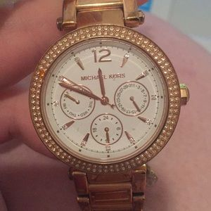 Authentic Micheal Kors Watch!